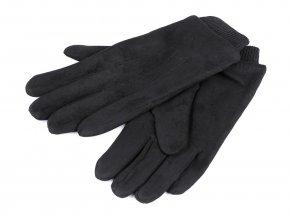Pánské rukavice s nápletem