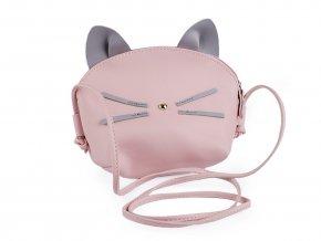 Dětská kabelka kočka 15x20 cm