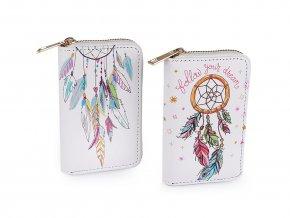 Dámská peněženka lapač snů 9x13 cm