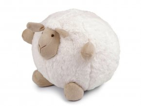 Polštář ovečka Ø27 cm