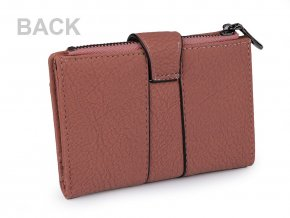 Dámská peněženka s přezkou 9,5x13,5 cm