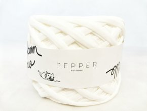 Pepper Bílá