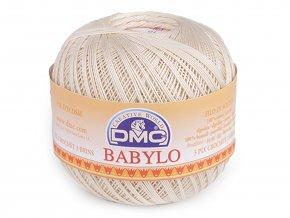 Bavlněná příze háčkovací DMC Babylo 100 g