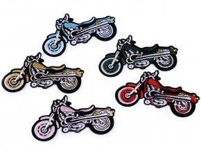 Nažehlovačka motorka