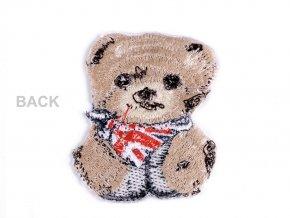 Nažehlovačka medvídek