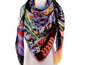 Šátek / pareo exotic 125x125 cm