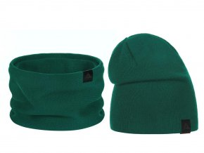 Zimní sada čepice a nákrčník
