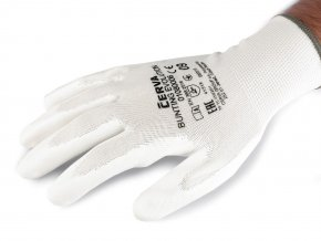 Pracovní rukavice dámské, pánské Červa