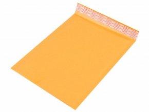 Pevná papírová obálka 23x29,7 cm s bublinkovou fólií uvnitř