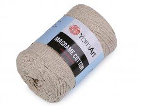 Pletací příze Macrame Cotton 250 g