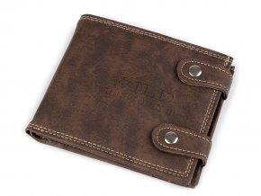 Pánská peněženka s řetízkem
