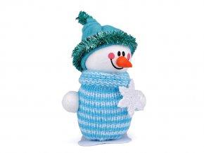 Jehelníček sněhulák, kominík, kočka