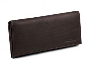 Dámská peněženka kožená