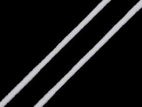 Kulatá pruženka roušková Ø2,5 mm měkká
