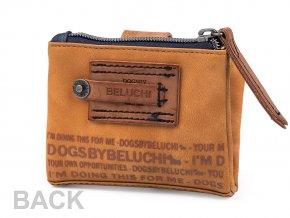 Peněženka Dogsbybeluchi 9x12 cm