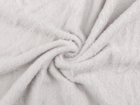 Mikroflanel / flanel fleece jednobarevný