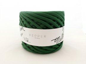 Pepper Tmavě zelená