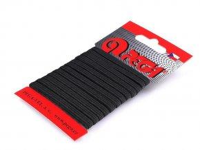Prádlová pruženka na kartě šíře 4 mm