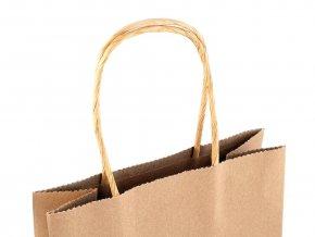 Papírová taška natural