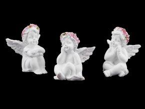Dekorace anděl - malý
