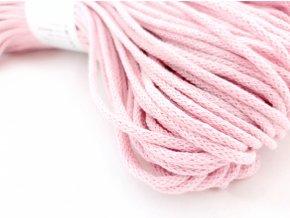 Berry 5mm Světle růžová