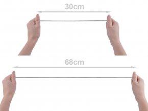 Kulatá pruženka Ø1,2 mm
