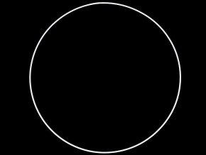 Kovový kruh na lapač snů / k dekorování Ø40 cm