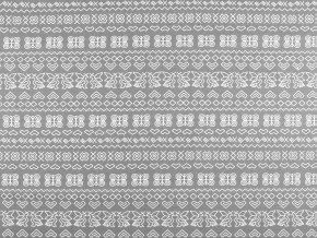 Bavlněná látka čičmany
