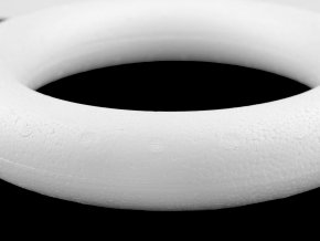 Věnec Ø26,5 cm polystyren