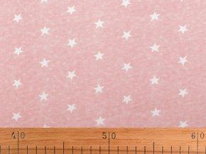 Úplet bavlněný hvězdy