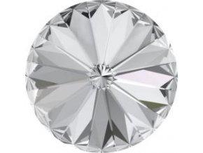 Swarovski Rivoli 1122 12mm Crystal- čirá