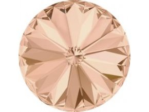 Swarovski Rivoli 1122 12mm Light Peach