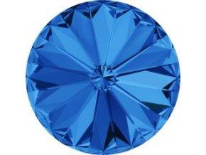 Swarovski Rivoli 1122 12mm Sapphire