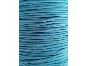 Kulatá guma modrá 2mm