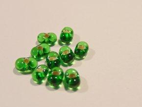 Farfalle malé zelené se stř. průtahem 149