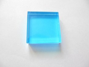 Akrylový blok na razítkování 4x4 cm