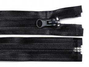Voděodolný zip šíře 7 mm délka 85 cm spirálový