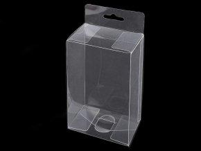 Plastová krabička k zavěšení