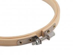 Vyšívací kruh bambusový Ø12,5 cm