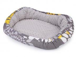 Pelíšek s protiskluzem pro psa 45x60 cm