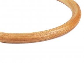 Bambusová ucha na tašky / lapač snů Ø16,5 cm