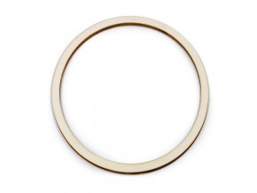 Dřevěný kruh na lapač snů Ø20 cm