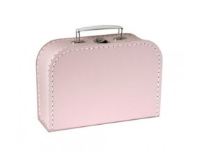 Kufřík sv. růžový velký