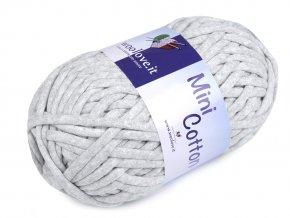 Příze pletací Mini cotton 250 g