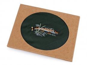 Pánský kapesník pro rybáře a myslivce / dárková kazeta