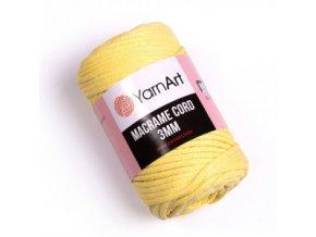 yarnart macrame cord 3 mm 754 1630306545