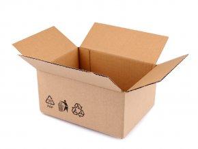 Kartonová krabice 20x15x15 cm