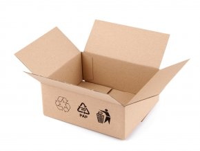 Kartonová krabice 20x15x10 cm