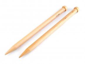 Rovné jehlice č. 20 bambus