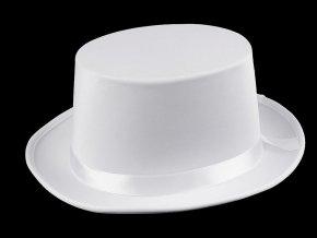 Dekorační klobouk / cylindr k dozdobení 2. jakost